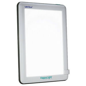 Verilux HappyLight Lucent 10000 Lux LED Bright White Light Thera