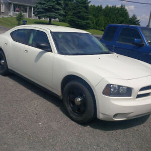 2009 Dodge Charger Police Pack Berline 5,7 Litres