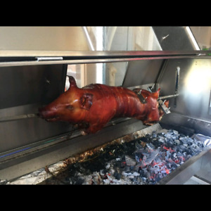 Pig roasters and lamb roasters 68 in