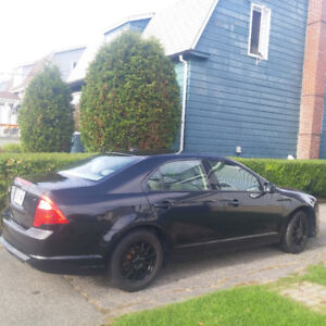 2011 Ford Fusion s Berline