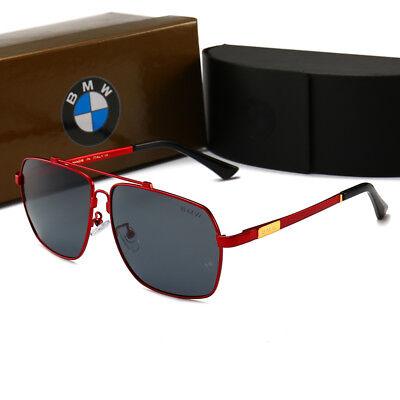 BMW lunettes de soleil BMW sunglasses polarisées de pilote sports de plein air