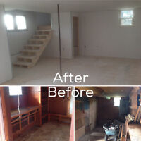 Renovations (interior/exterior) & Structural Additions