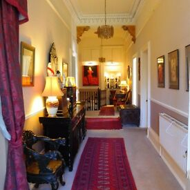 Large Double Room in Former Victorian Mansion Flat