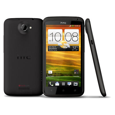 HTC One X - 16GB - Gray (Unlocked) Smartphone - Free, Fast Shipping