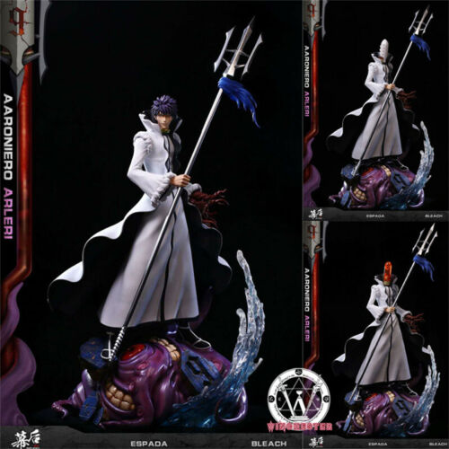 BLEACH Aaroniero·Arruruerie Statue Resin Figure Model MH Studio EX Presale 1/8