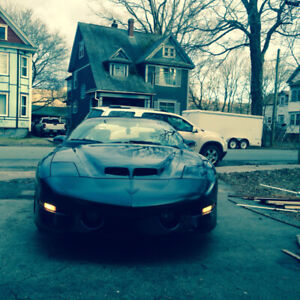1997 Trans am ws6 hurst equipped mn6 transmission 142000 kms