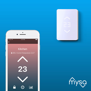 Mysa Smart Thermostat - Save Money. Save Energy.