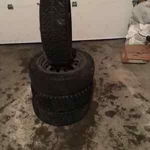 4 tire with rim for Toyota echo Gatineau Ottawa / Gatineau Area image 3