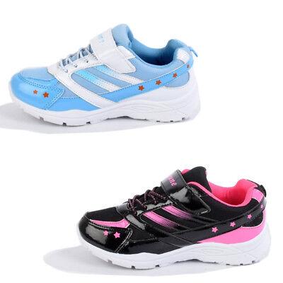he Sneaker Turnschuhe Sportschuhe schwarz pink blau weiss (Mädchen Weiß Turnschuhe)