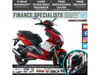 Lexmoto Diablo 125 EFi 125cc Sports Scooter *FINANCE & DELIVERY AVAILABLE*