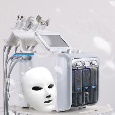 7 in 1 Aqua Hydra Peeling Hydro Facial Dermabrasion Machine Skin Care Beauty Spa