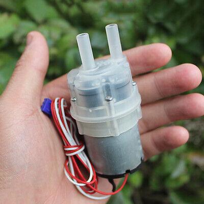 Micro Diaphragm Pump Dc 12v Small Self-priming Suction Water Pump Aquarium Model