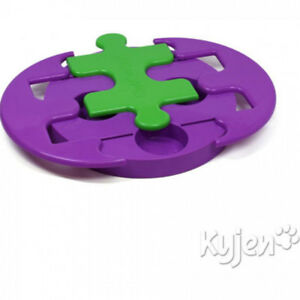Kyjen Dog Games Jigsaw Glider, puzzle treat toy