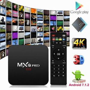 2019 MXQ PRO Android 7.1.2 TV Box 1GB/8GB, 4K
