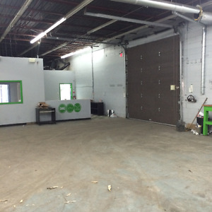 warehouse/distribution/light manufacturing