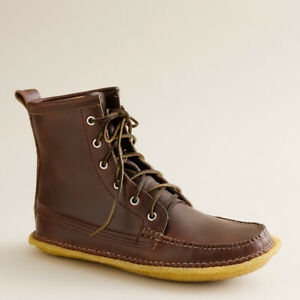 QUODDY GRIZZLY BOOTS SIZE 8.5