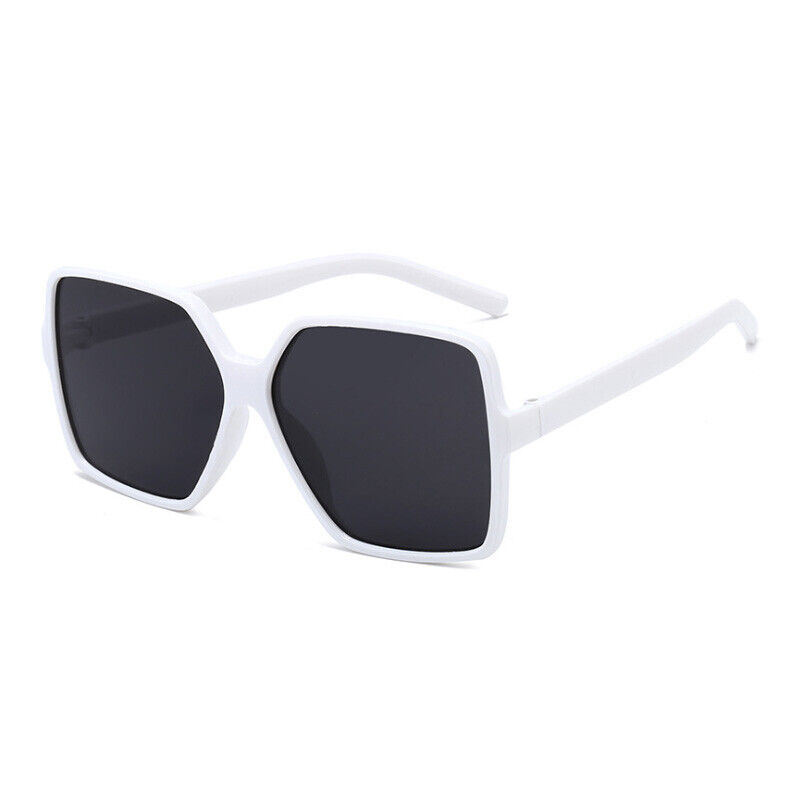 Women Oversize Sunglasses Vintage Plastic Retro Female Sun Glasses UV400