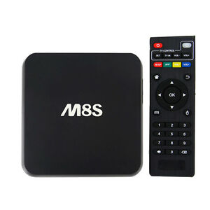 M8S 2G / 8G ANDROID TV BOX WITH WARRANTY AND SERVICE Windsor Region Ontario image 2