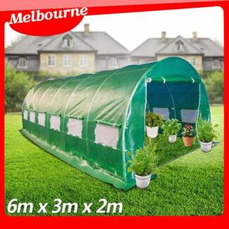 Outdoor Greenhouse Walk-in Portable Gardening Plant Hot House