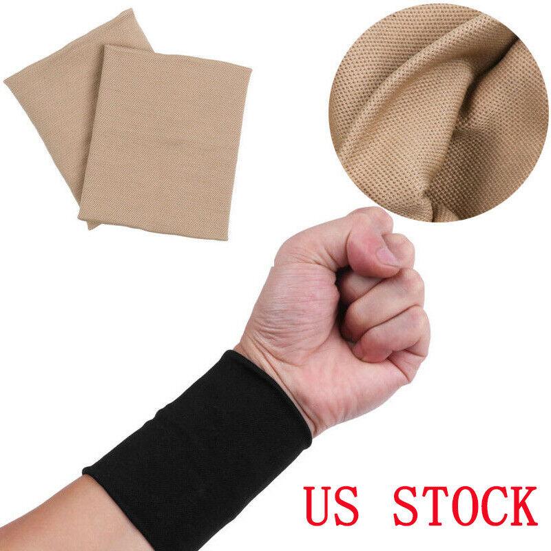 Elastic Wrist Support Compression Sleeve Forearm Tattoo Cove