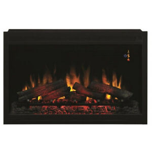 Classic Flame 36 Built-In Wall Mount Electric Fireplace Inser