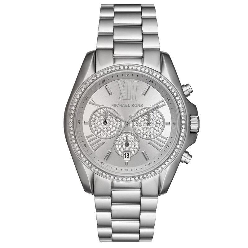 Michael Kors Ladiers Bradshaw Pave Watch MK6537