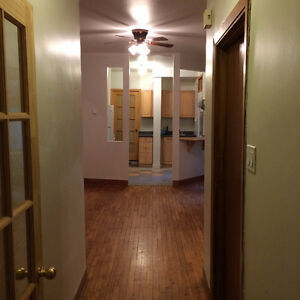 downtown beautiful 41/2 for rent $1000 from 1st of May