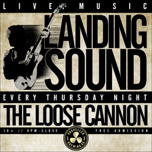Thursday night live music at The Loose Cannon