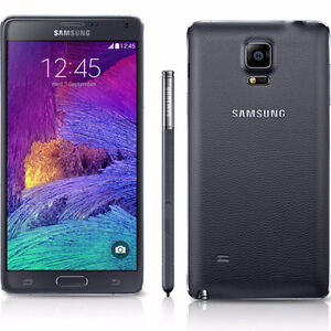 Unlocked Galaxy Note 4
