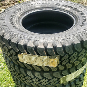 NEW LT235/80/R16 GOODYEAR TERRITORY TIRES