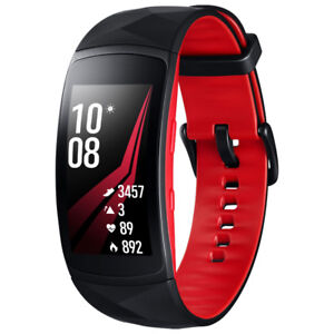 Samsung Gear Fit2 Pro Fitness Tracker with Heart Rate Monitor -