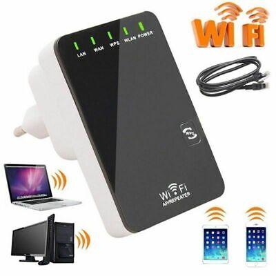 300 Mbit Wifi Repeater 5 in 1 Kabellos N AccessPoint WLAN Verstärker Router DE