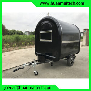 Mobile Food Truck Concession trailer 9.1X6.5 ft