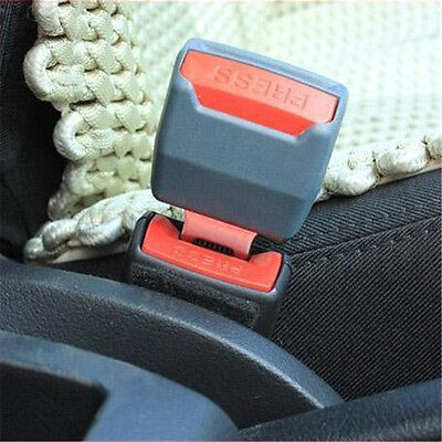 3 Choices Seat Seatbelt Safety Extender Belt Extension Buckle for Audi Ford BMW