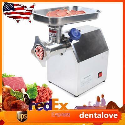 110v Commercial Multipurpose Electric Meat Grinder Mincer Vegs Sausage Filler