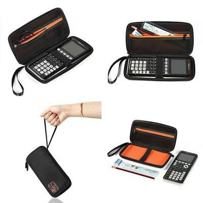 Graphing Calculator Texas Instruments TI-84/Plus CE Hard EVA Carrying Case Bag