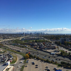 Islington/South Etobicoke 1bed, 1+den and 2 bed condos for sale!