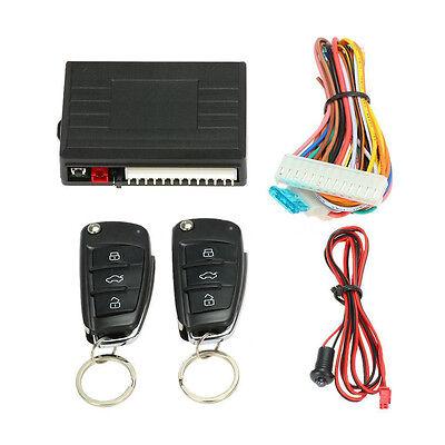 Universal Car Remote Central Kit Door Lock Vehicle Keyless Entry System   Keys