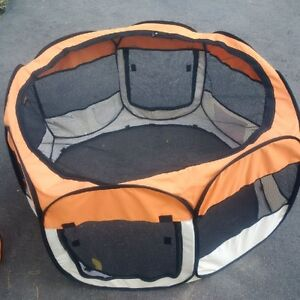 Aleko, octagon pet playpen