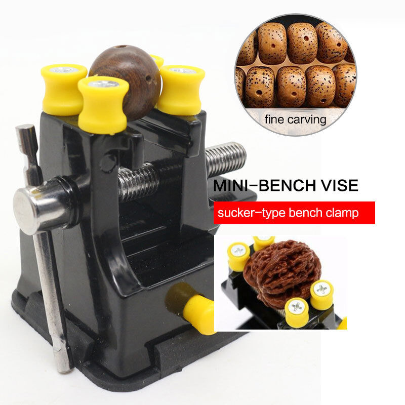 Universal Bench Clamps Mini Drill Press Vise Table Vice For