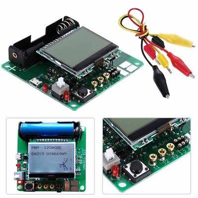 Mega328 Transistor Tester Diode Triode Inductor Capacitance Esr Meter Lcd Cover