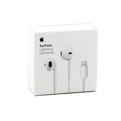 Genuine OEM Apple EarPods with Lightning Connector White MMT
