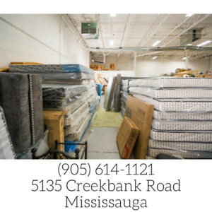 BRAND NEW MATTRESS AND BED CLEARANCE!