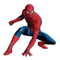 Human needed for inside Spiderman costume!