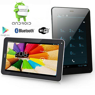 inDigi 7-inch Phablet Smart Phone + Tablet PC Android 4.2 Bl