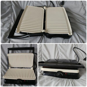 Oster Grill and Panini Press