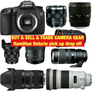 Buy sell and trade camera gear of all types