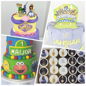 Edible Images and Cake Supplies