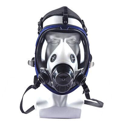 6800 Gas Mask Full Face Facepiece Respirator Painting Spraying.