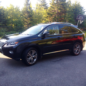 2013 Lexus RX 450h - fully loaded SUV, Crossover